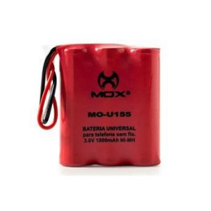 Bateria p/tel s/fio MO-U155