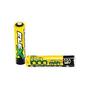 Bat./Pilha Rec.c /2 und. FLEX FX-AAA10LB2