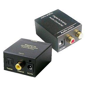 Conversor De Áudio Digital Óptico
