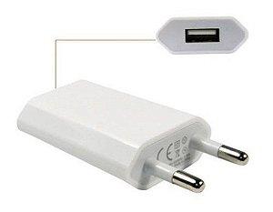 Carregador USB P/Celular 5V/1A
