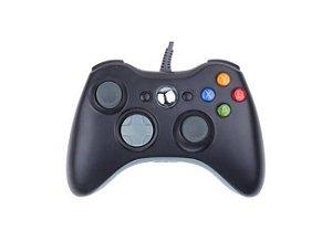 Controle XBOX 360/PC C/Fio