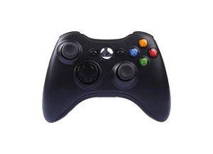 Controle XBOX 360 S/Fio