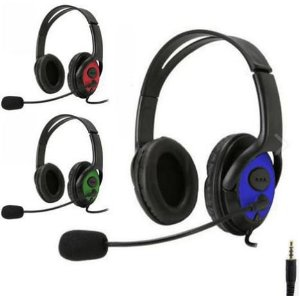 Fone Headset Tecdrive Gamer P/CEL/PS3-PS4/XBOX ONE NSWITCH F-8