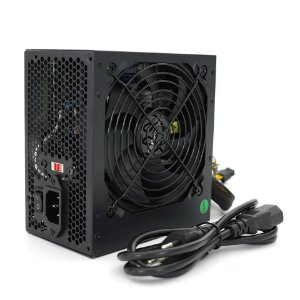 Fonte Para Pc Atx Hoopson Simply Life 500W Real FNT-500W