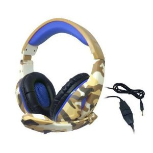 Headset Gamer Tecdrive Caramelo Recruta PS3/PS4 XBOX ONE NSWITCH PX-1