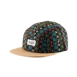 Boné Blaze Supply Color Pattern Five Panel