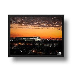 Quadro Arena Corinthians e Itaquera - Fiscal da Fiel