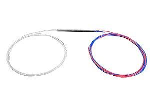 Splitter óptico FBT 1×2 desbalanceado (10%/90%)