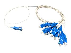 SPLITTER 1X16 CONECTORIZADO UPC