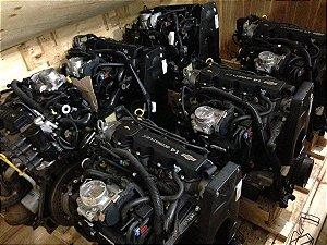 MOTOR COBALT 1.4 FLEX COMPLETO 2012/... C/ ACESSORIOS 107698FBK1104