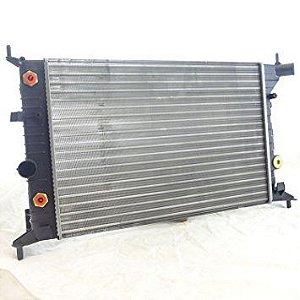 Radiador agua Vectra 02/05 Mec S/AR Importado