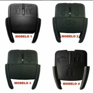 Capa Chave  GM Chevrolet