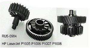 Engrenagem hp P1005 P1102 P1505 M125 225 201 M1120 1132 1522 1136 1536 23/56 dentes