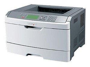 Impressora Lexmark E460dn seminova com suprimentos