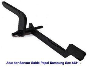 Atuador sensor ADF SAMSUNG CLX3160 SCX4216 SCX4321 SCX4521 SCX4725 SCX5635