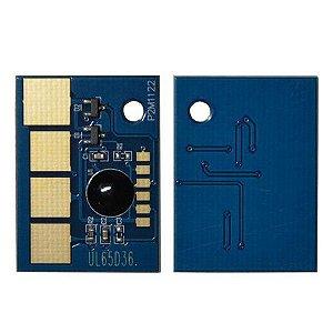 Chip Toner Lexmark T650 T652 T654 T656 X654 X656 X658 IBM InfoPrint 1852 36K (kit com 5 )