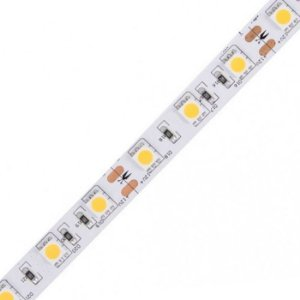 Fita LED 12Wm 5050 60Ledsm – IP20 - LUMF08