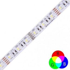 Fita LED RGBW 10Wm 5050 60Ledsm – IP20 - LUMF45