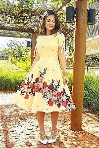Vestido Midi Magnolia