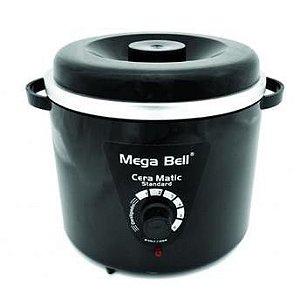 Aquecedor de Cera Mega Bell 900g Standard com Refil