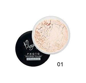 Pó Translúcido Microfinish Powder - Playboy