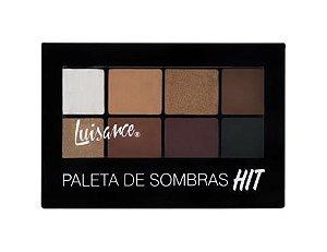 Paleta de Sombras Hit L6050 - Luisance