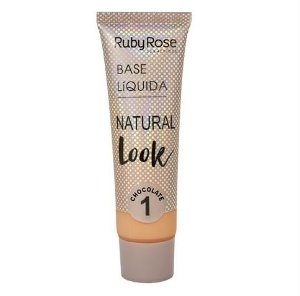 Base Líquida Natural Look HB8051 (CHOCOLATE) - Ruby Rose