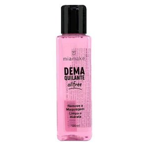 Demaquilante Oil Free - Mia Make