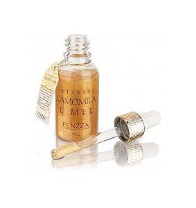 Elixir Camomila e Mel - Fenzza Makeup