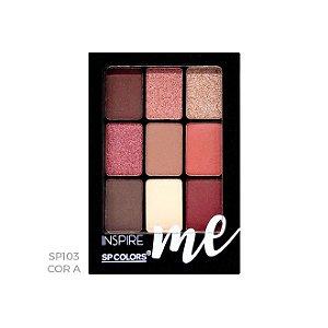 Paleta de Sombras Inspire Me - SP Colors