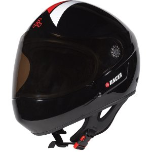 Capacete Full Face triple 8 RACER