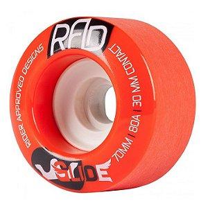 Roda RAD Glide 70mm 80A