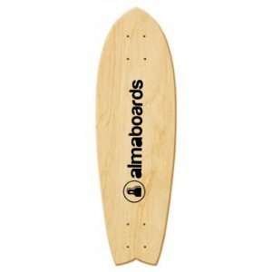 "Shape Alma Boards Venice 21"" Old School"
