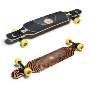 Longboard Loaded Tan Tien Completo flex 1