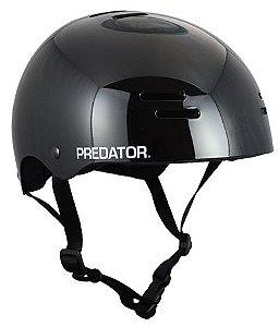 Capacete Predator Sk8 Gloss Black