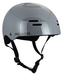 Capacete Predator Sk8 Gloss Grey