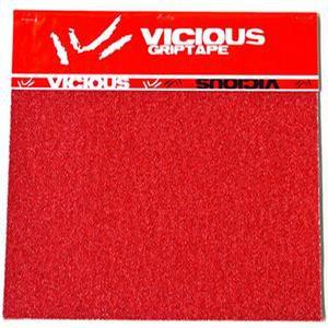 Lixa Vicious 3 folhas - Vermelho
