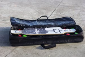 Skate Bag TRIP -  Mochila para longboard Love On Wheels