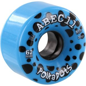 Roda Abec 11 Polka dots 62mm 81a