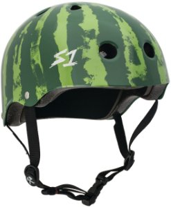 Capacete S1 Helmets Lifer Skate House Media
