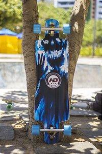 "Longboard Completo Hondar Ice Man 37"""
