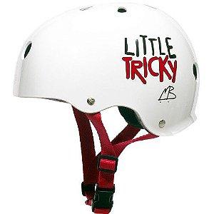 Capacete Triple 8 Infantil Little Tricky com EPS.