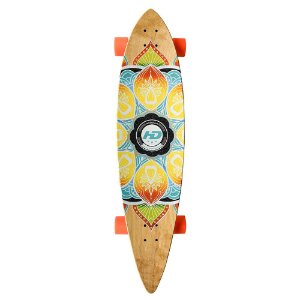 "Longboard Completo Hondar Pintail Mandala 40"""
