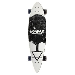 Longboard Completo Hondar Pintail Tree 40""