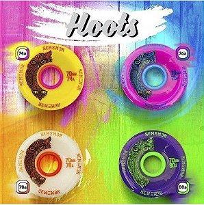 Rodas Remember HOOTS 74a/76a/78a/80a