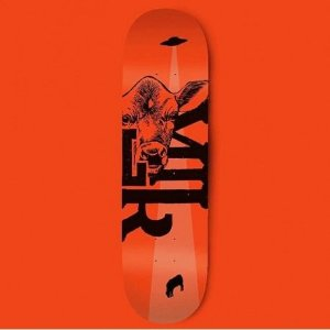 Shape Milk Skateboards Abduction 8''