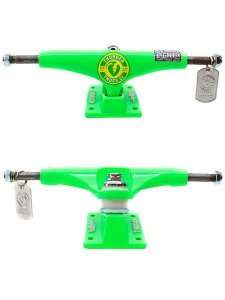 Truck Thunder Mainliner Green Light - 139mm