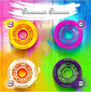 Roda Remember Savannah Slamma 70mm 74a/76a/78a/80a
