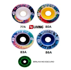 Roda Hondar Dye 77A/80A/83A/86A