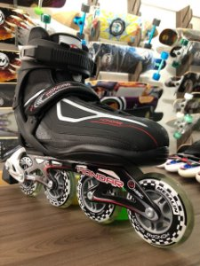 Patins inline Hondar IN-270 Black